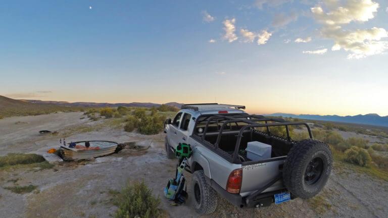Austin Hot Springs Nevada