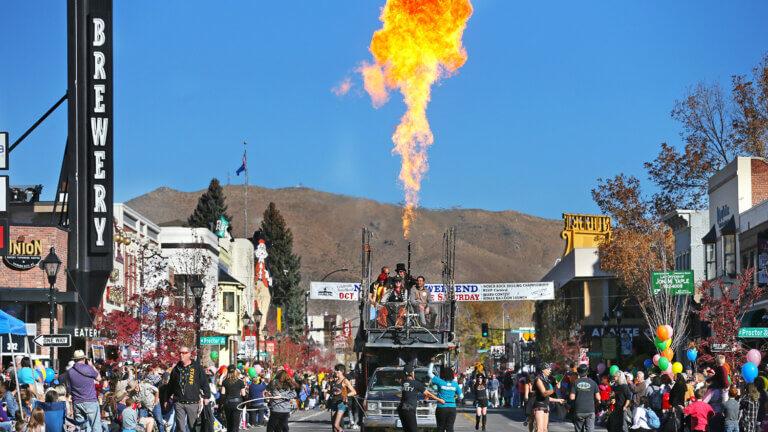 Nevada Day Carson City