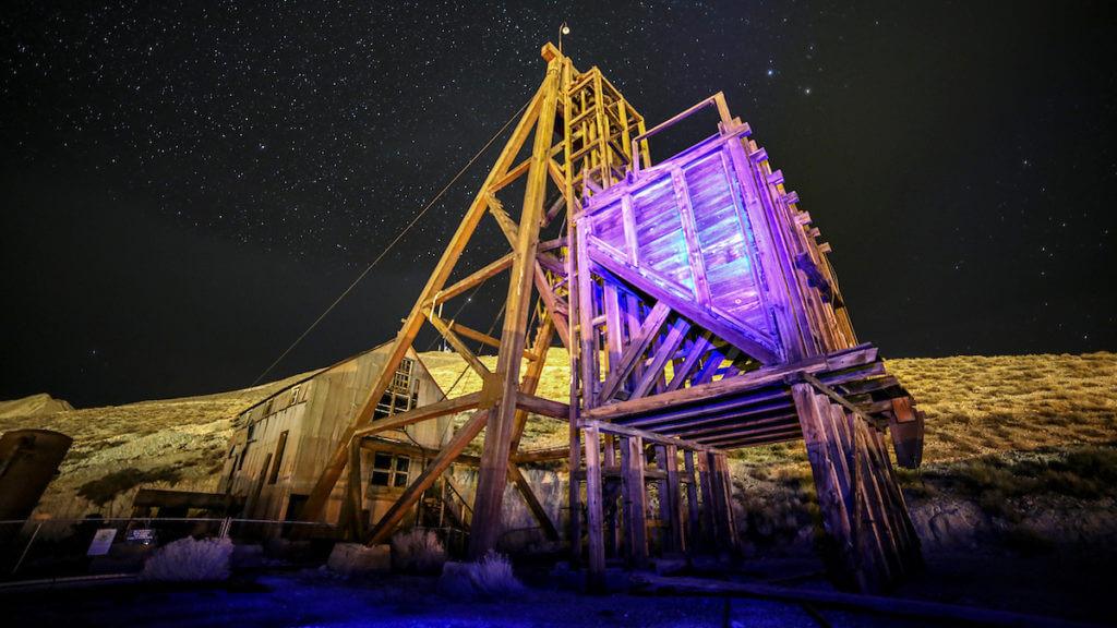 Tonopah Stargazing Park
