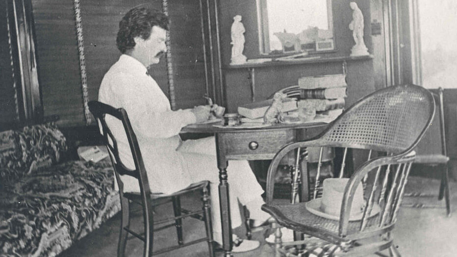 Read Why Nevada is The True Birthplace of Mark Twain