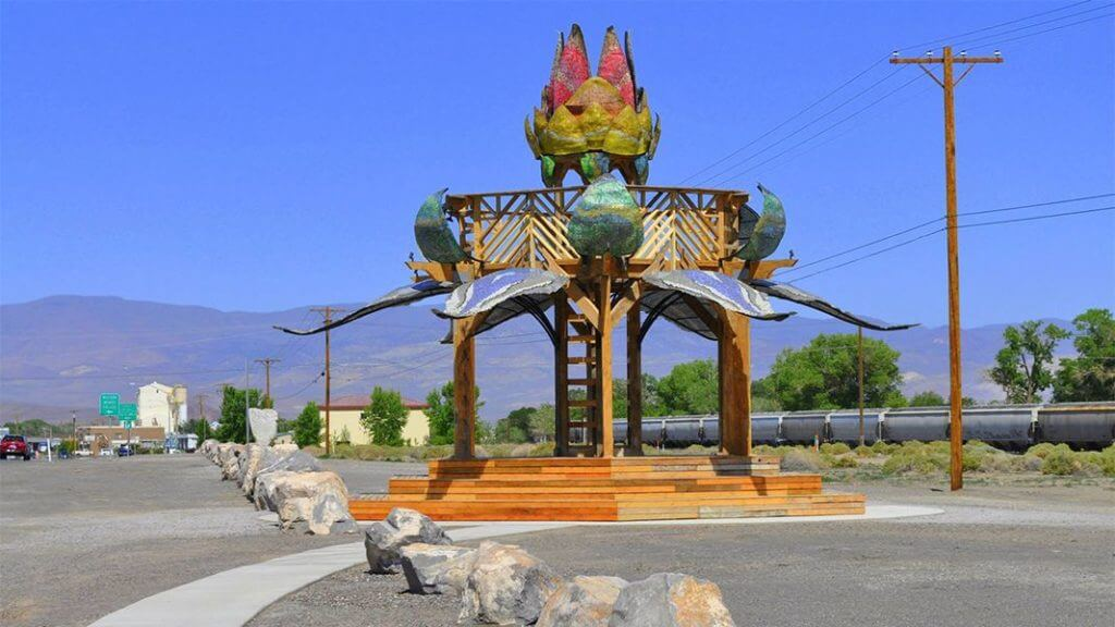 Main Street Art Park