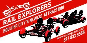 Rail Explorers - Las Vegas Division