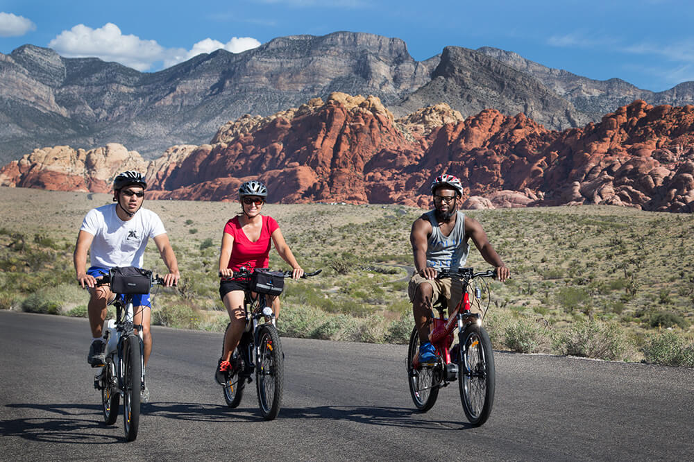 Red Rock Canyon Electric Bike Tours