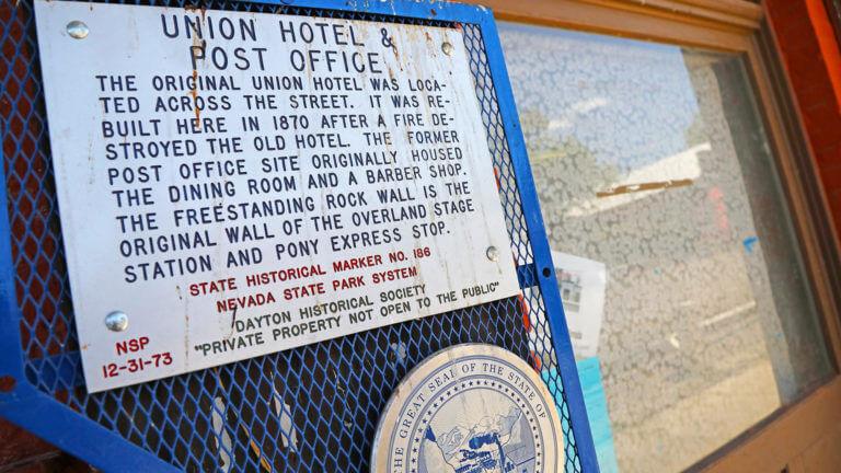 dayton historical marker