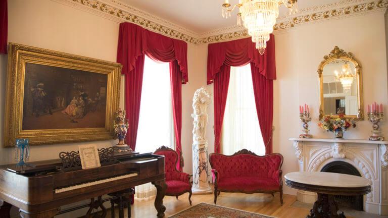 bowers mansion museum tour