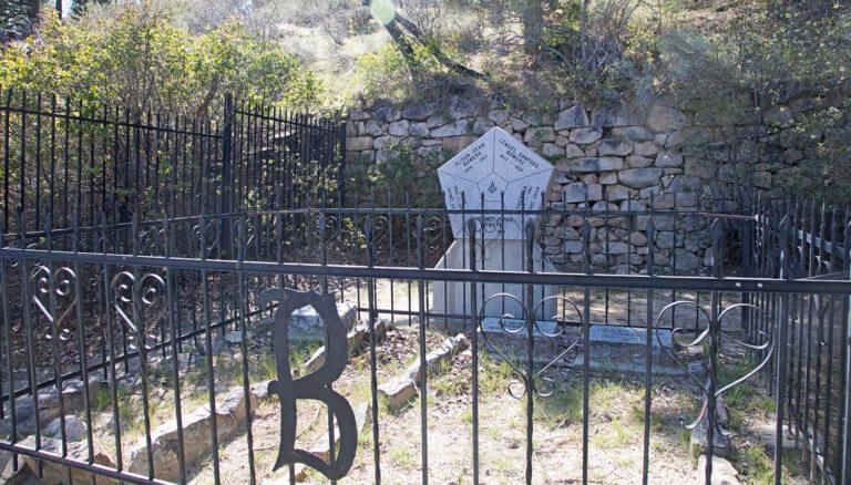 cemetery bowers mansion