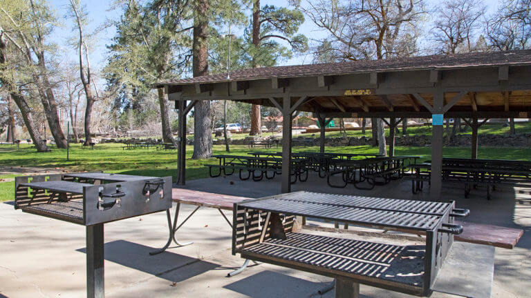 bowers mansion picnic areas