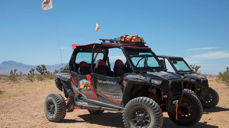 mesquite off-roading