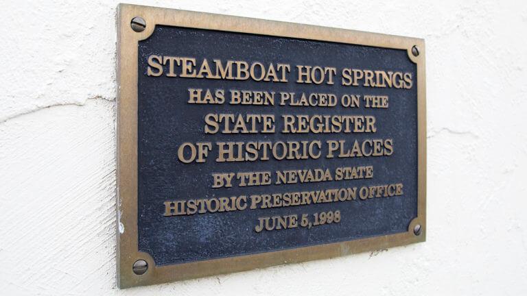 Hot Springs Reno NV