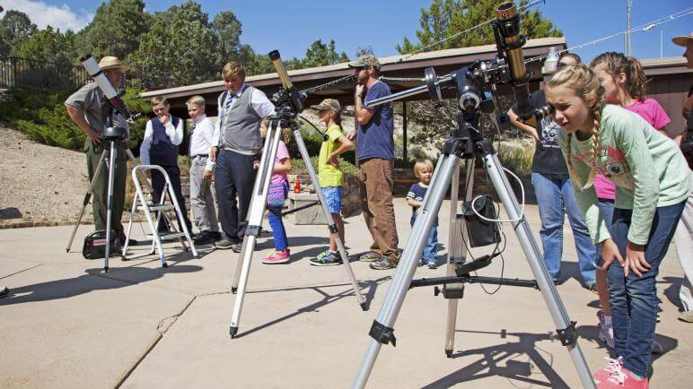 Great Basin Astronomy Festival in Great Basin National Park