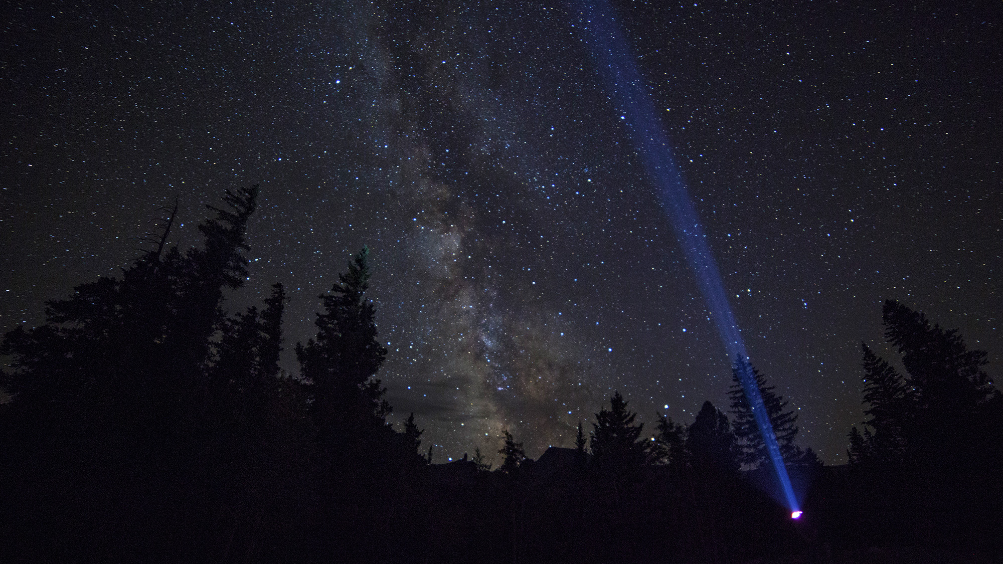 Stargazing in Great Basin National Park
