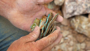 Otteson Brothers Turquoise Mine Tour