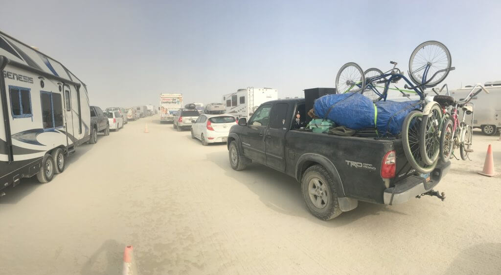The Burner Byway vs The Drive To Burning Man