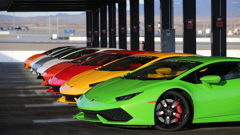 Exotics Racing Las Vegas Supercar Driving