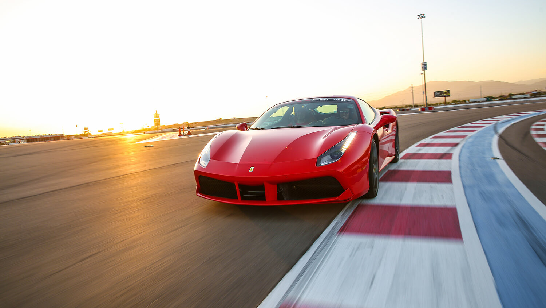 Exotics Racing | Las Vegas Supercar Driving