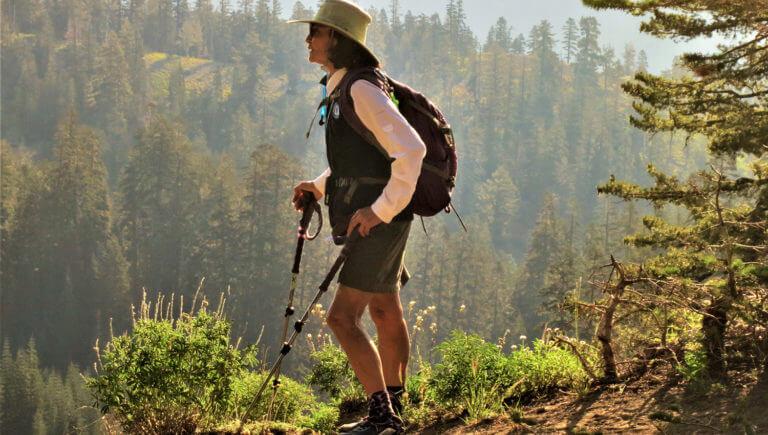tahoe rim trail views