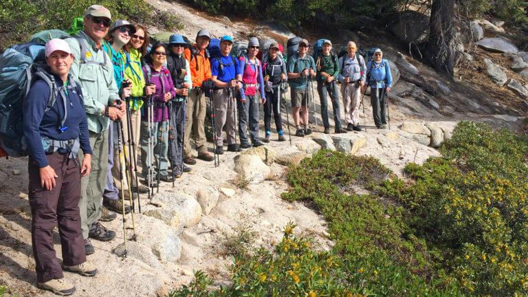tahoe rim trail guided hikes