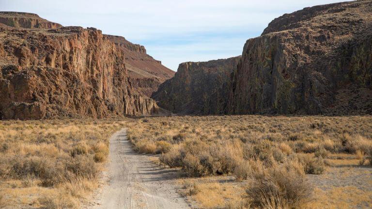 high rock canyon nevada