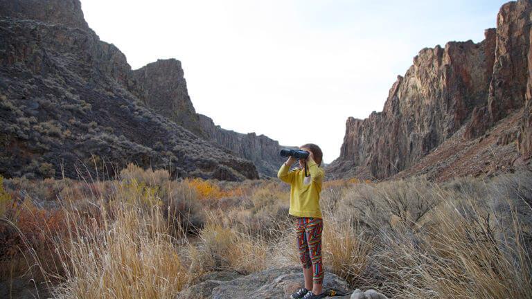 exploring high rock canyon