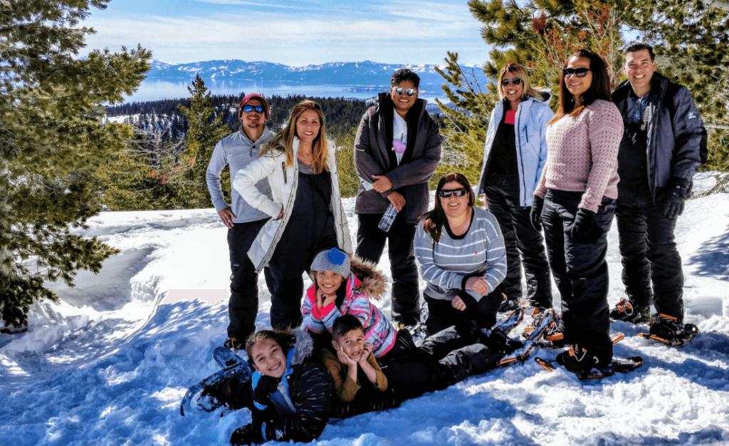 North Lake Tahoe Snowshoe Tours