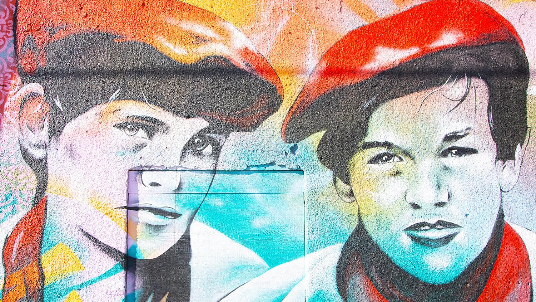 basque mural