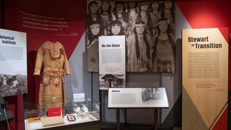 Stewart Indian School Cultural Center & Museum