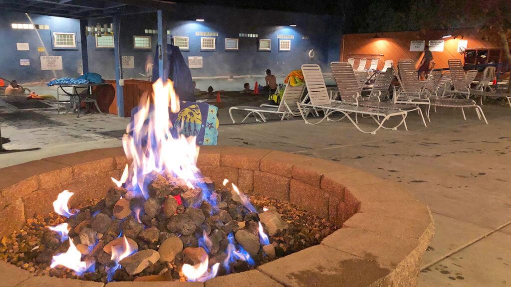 Carson Hot Springs Resort Nevada