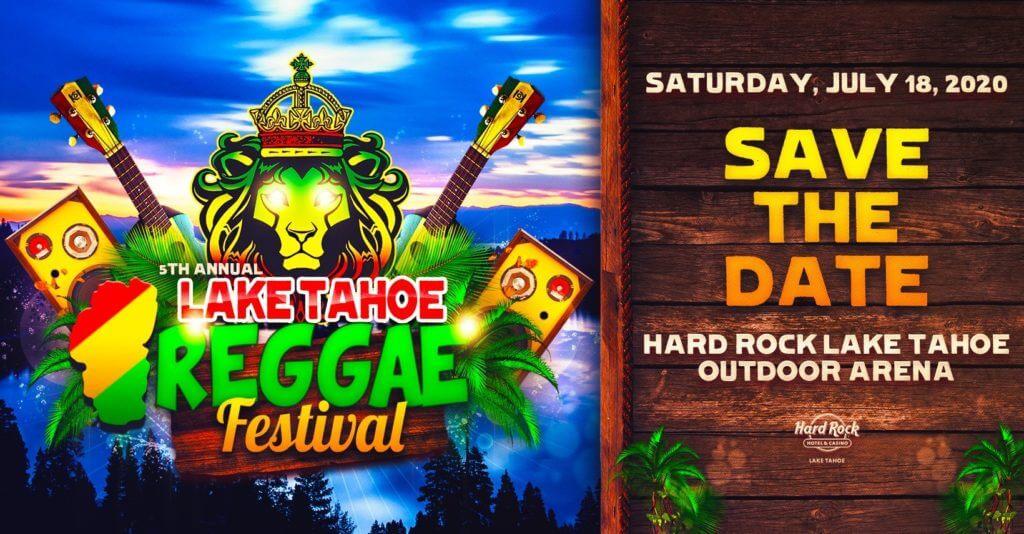 Lake Tahoe Reggae Festival