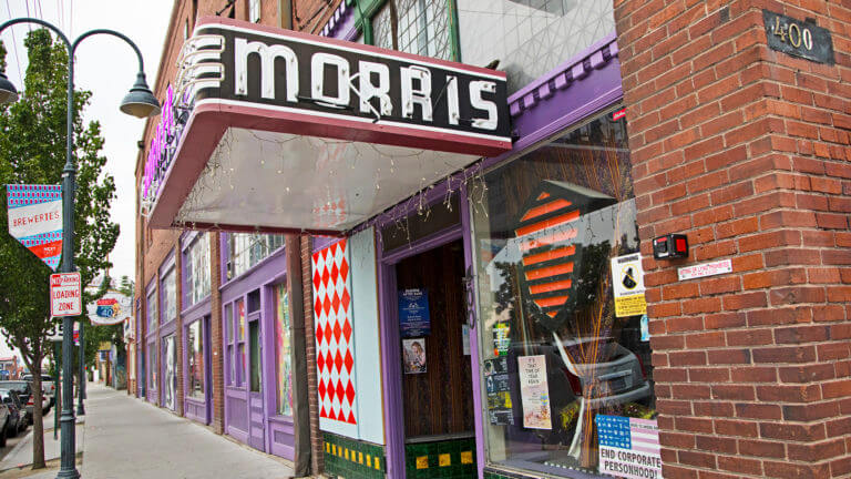 Morris Burner Hostel