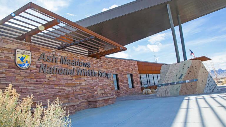 ash meadows national wildlife refuge visitor center