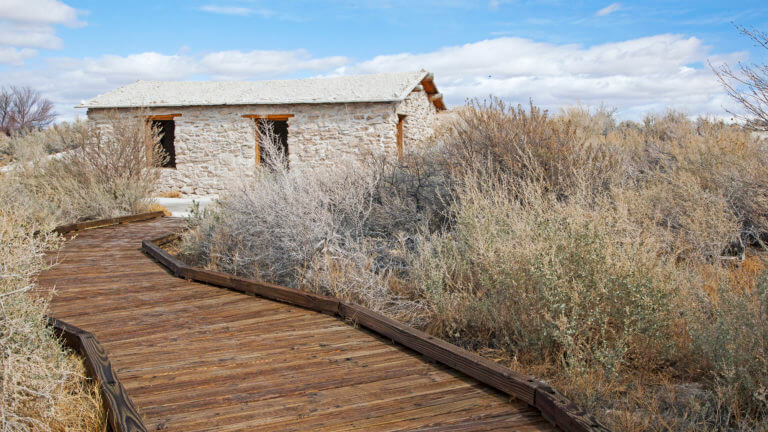 ash meadows national wildlife refuge stone house