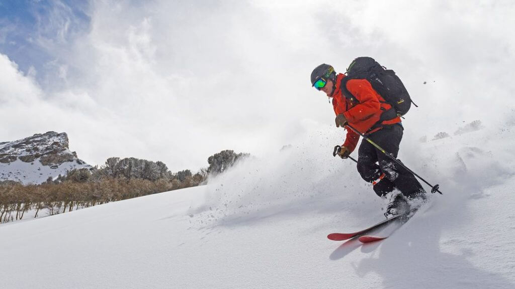 Helicopter Skiing Desert Powder in the Heart of Nevada