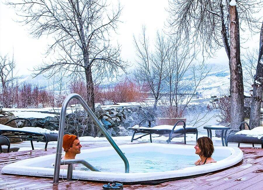 Resort Hot Springs, David Walleys, David Walleys Hot Springs, natural hot springs, nevada hot springs