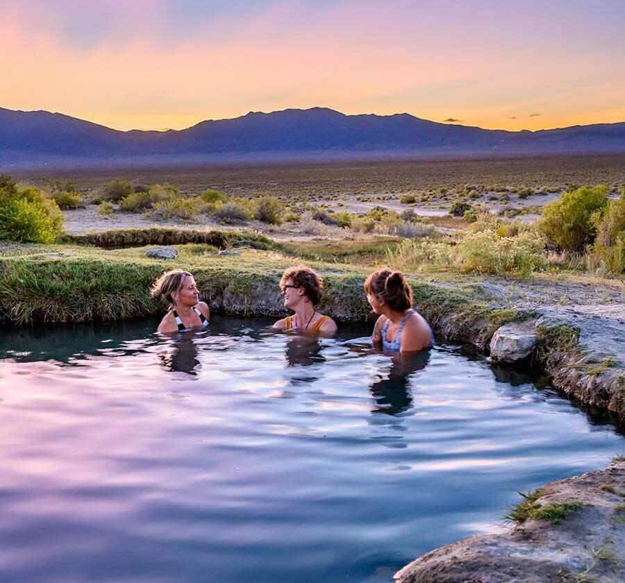 natural hot springs, nevada hot springs, hot springs nevada, natural nevada hot springs