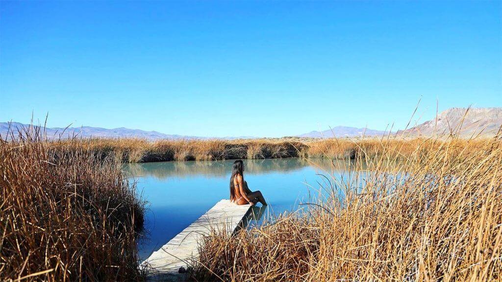 Natural Hot Springs, Nevada hot springs, natural Nevada hot springs, hot springs