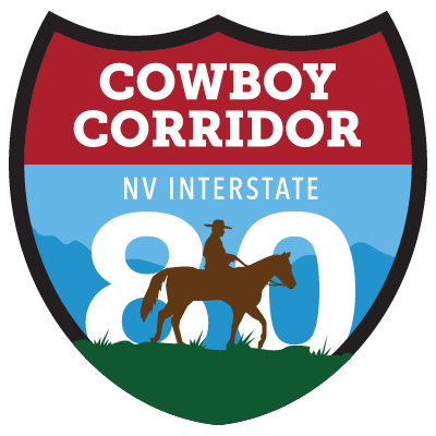 Cowboy Corridor Highway Shield