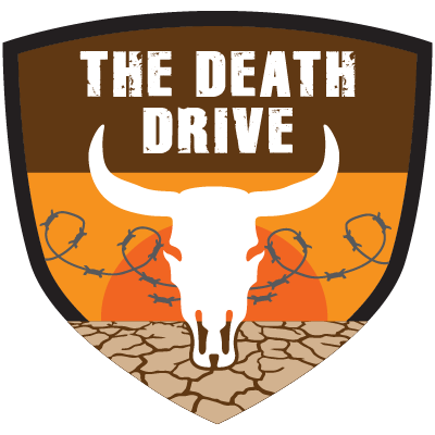 The Death Drive Highway Shield