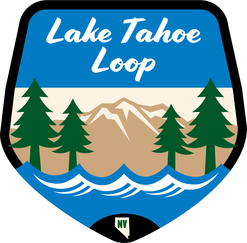 Lake Tahoe Loop Highway Shield