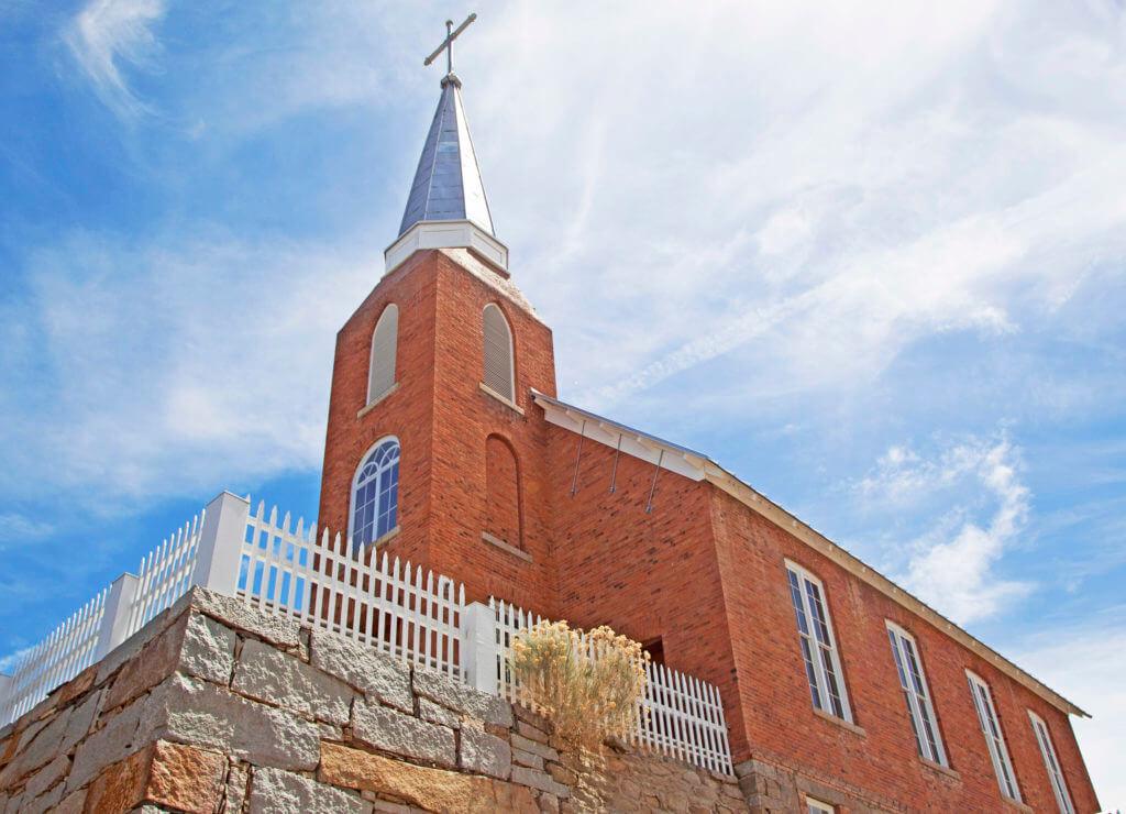 St. Augustine's Cultural Center, Austin Church, City of Churches