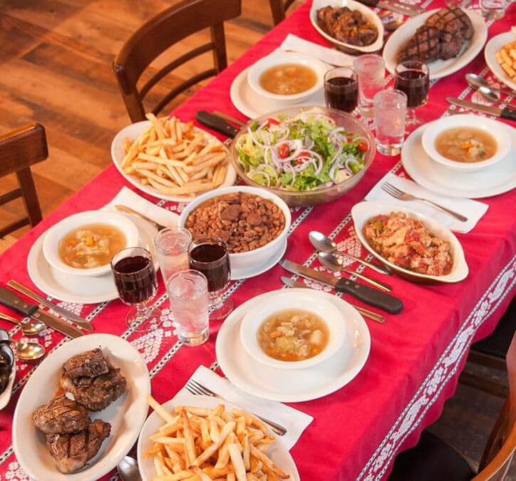 Basque, Nevada Basque, Basque Dinner, Basque Meal