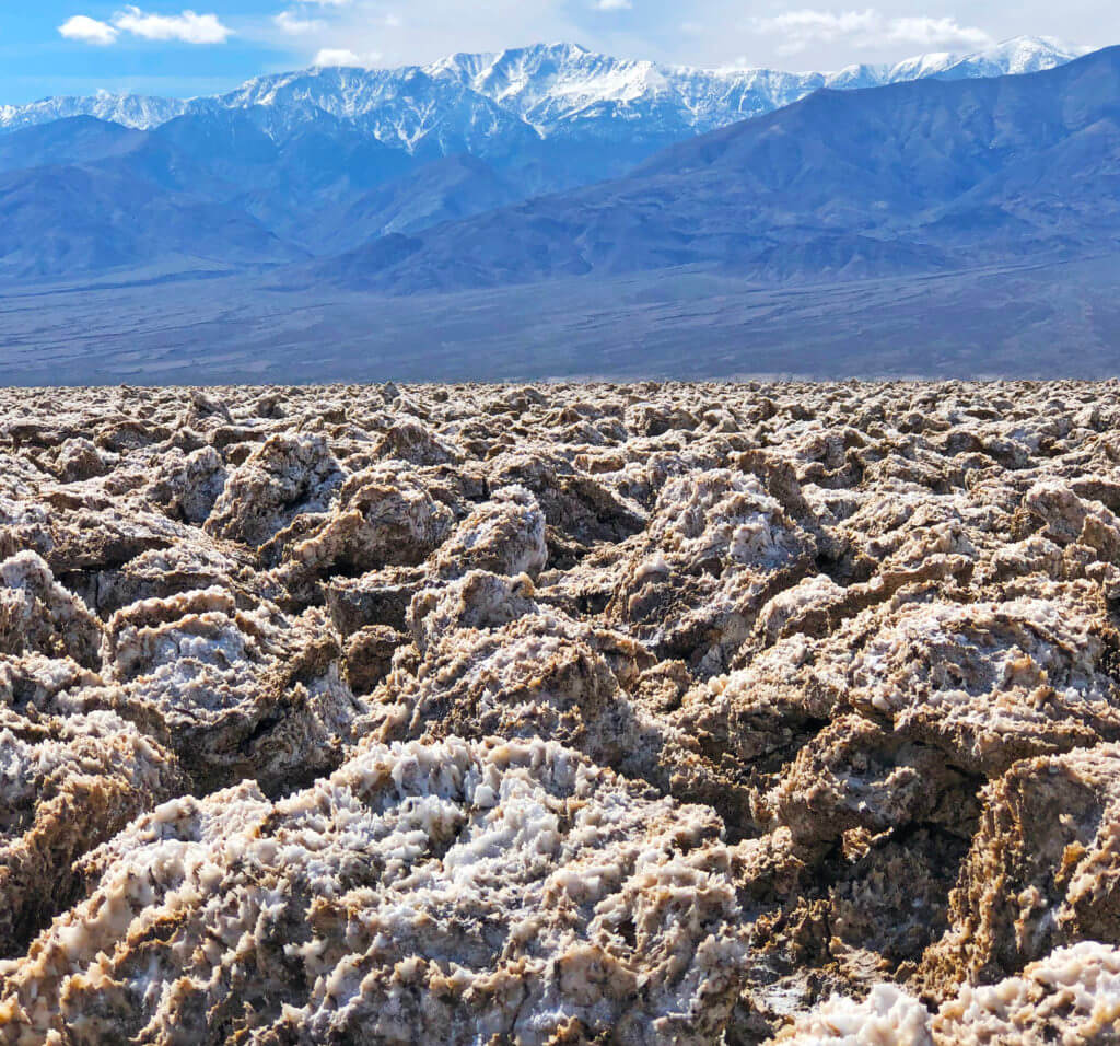 Death Valley National Park, Death Valley, Devils Golf Course, Naitonal Parks