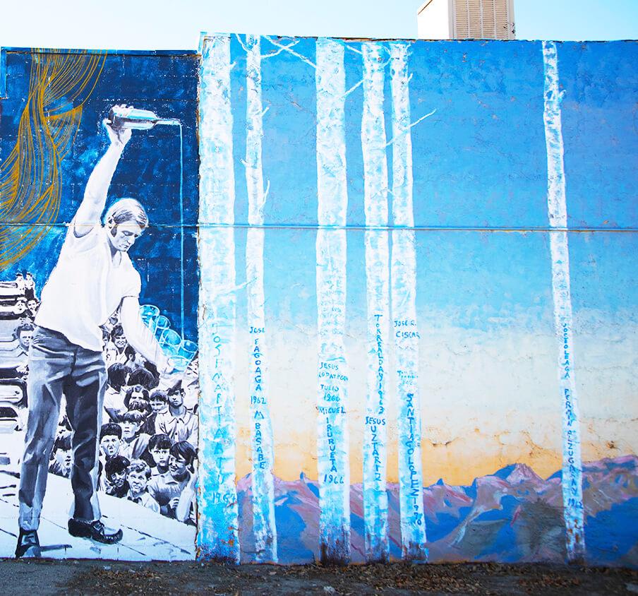 Elko Mural Tour, Elko Murals, Mural Tour, Nevada Murals
