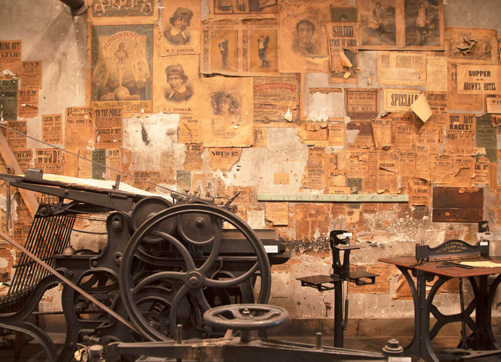 Eureka Sentinel Museum, Eureka Museum, Nevada Museum, Highway 50 Museum