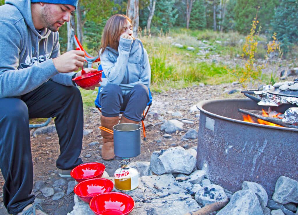 Camping, Camping in Nevada, Nevada Camping, Great Basin National Park Camping