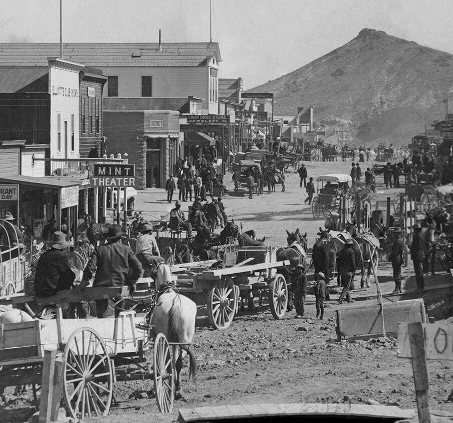 Goldfield Historical, Goldfield Historical Image, Goldfield History, Mining Camp, Nevada History, Nevada Mining History, Nevada Boomtown