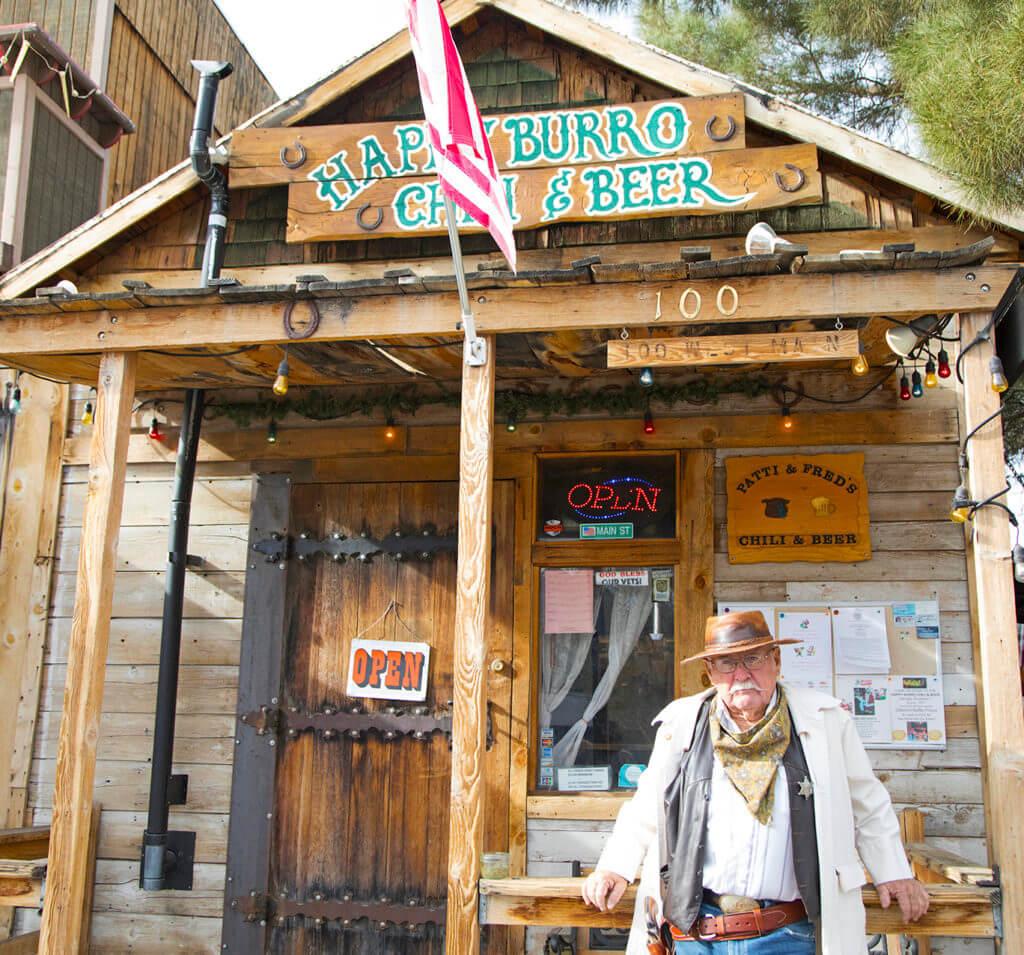 Sagebrush Saloons, Happy Burro, Happy Burro Chili & Beer, Historic Bar, Historic Saloon