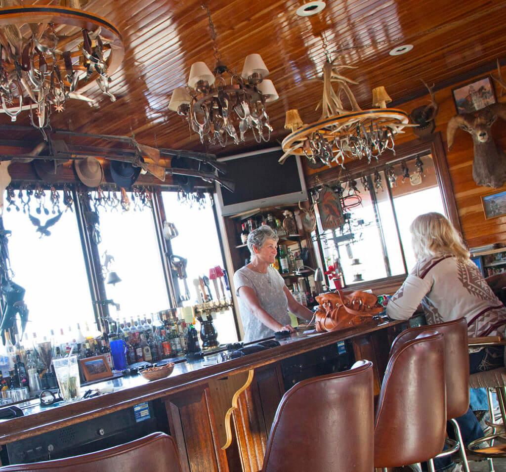 Sagebrush Saloons, Historic Bar, Historic Saloon, Lucky Spur, Lucky Spur Saloon