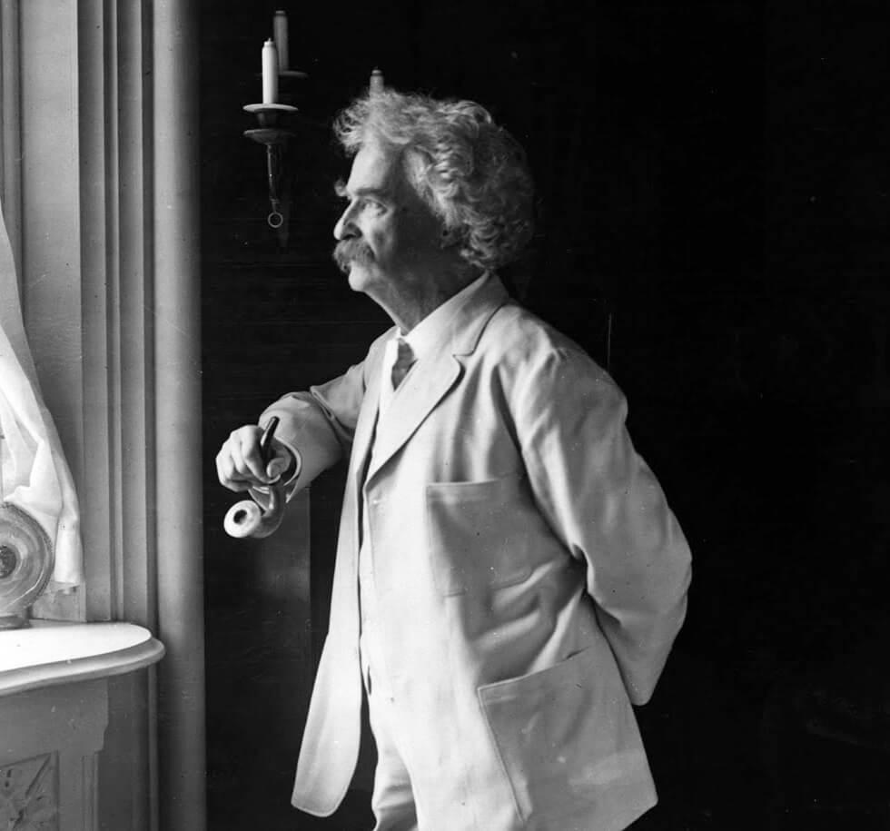 Mark Twain Historical Image