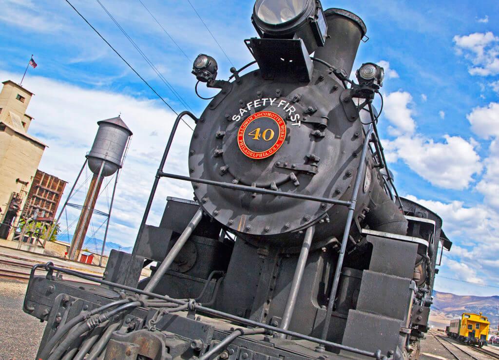 Nevada Northern Railway Museum, Nevada Northern, Train Museum, Railroad Museum, Family Railroad Museum