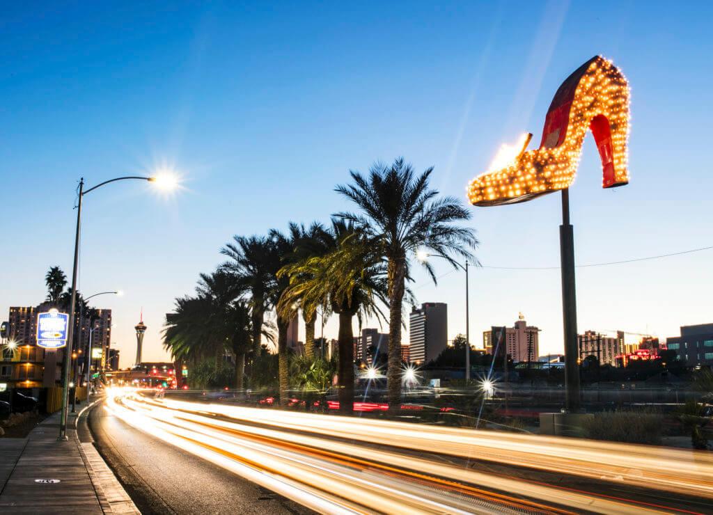 Night Driving, Las Vegas, Driving at Night, Driving Tips